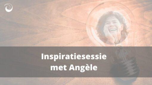 Inspiratiesessie met Angele Bakker