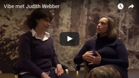 Vibe interview door Angele Bakker met Judith Webber