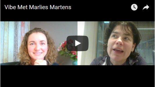Vibe met Marlies Martens, interview passie, inspiratie