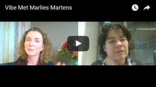 035 Vibe met Marlies Martens