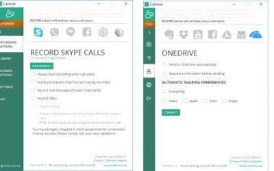 Hoe neem je Skype-gesprekken op?