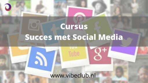 Succes met social media Vibe club