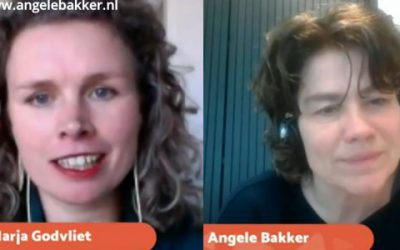 038 Vibe in Actie interview over zichtbaarheid en actie met Marja Godvliet
