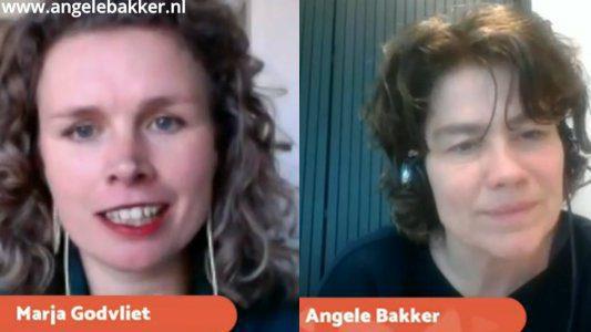 Vibe in Actie interview over zichtbaarheid en actie met Marja Godvliet