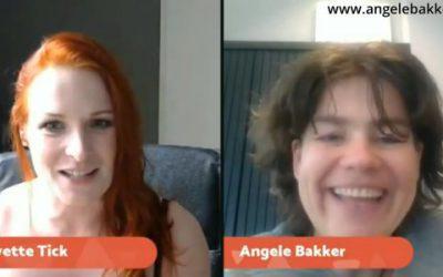 039 Vibe in Actie interview over zichtbaarheid en actie met Yvette Tick