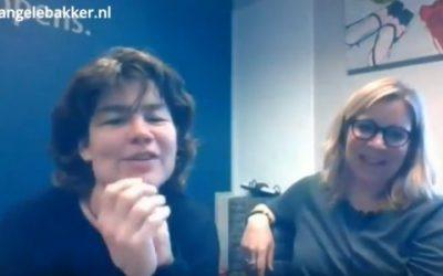 032 Vibe in Actie interview over zichtbaarheid en actie met Tianne van Woudenberg