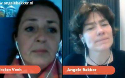 033 Vibe in Actie interview over zichtbaarheid en actie met Kirsten Vonk