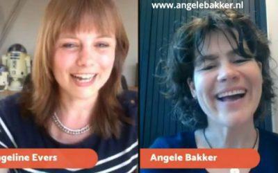 042 Vibe in Actie interview over zichtbaarheid en actie met Angeline Evers