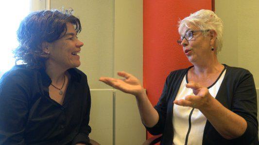 043 Vibe in Actie interview over zichtbaarheid en actie met Marjolein Koetsier