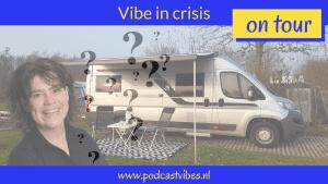 Vibe in crisis on tour angele bakker podcasten podcast interview